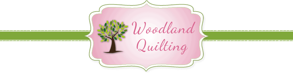 woodland quilting header